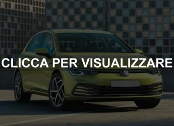 Promozione nuova VW Golf 8 eTSI Mild Hybrid