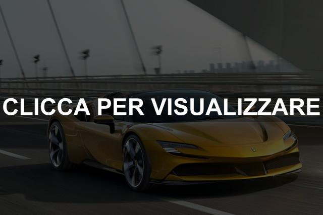 Ferrari SF 90 Spider 2021