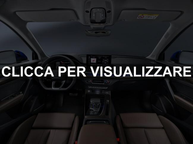 Interni Audi Q5 Sportback 2021