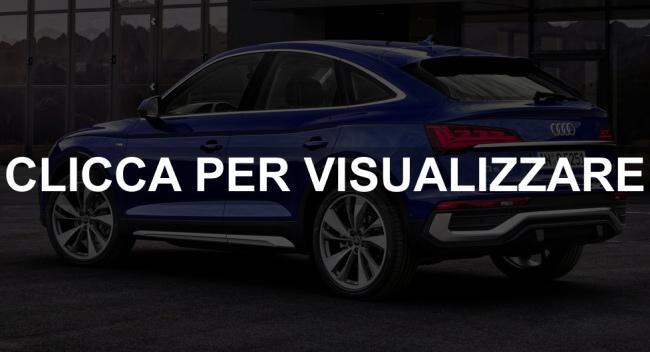 Prezzi Audi Q5 Sportback 2021