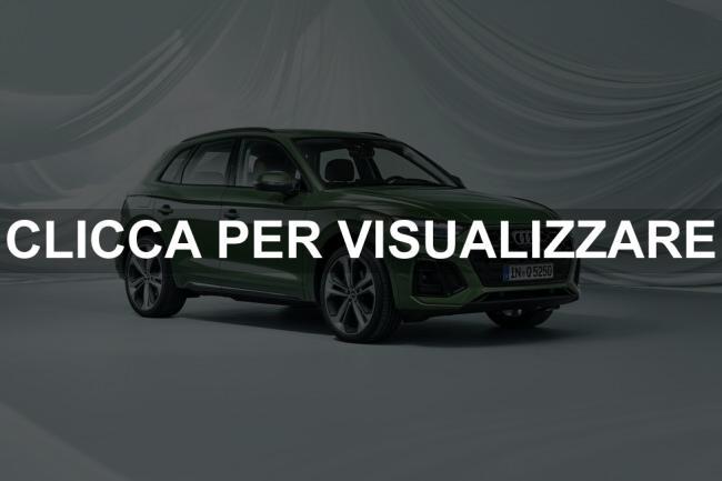 Prezzi nuova Audi Q5 2021
