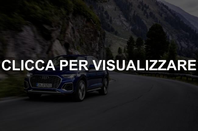 Prezzo Audi Q5 Sportback