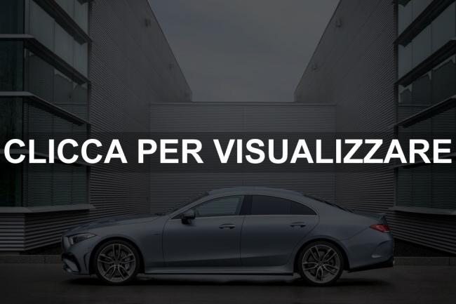 Immagini Fiancata Nuova Mercedes CLS AMG 2021