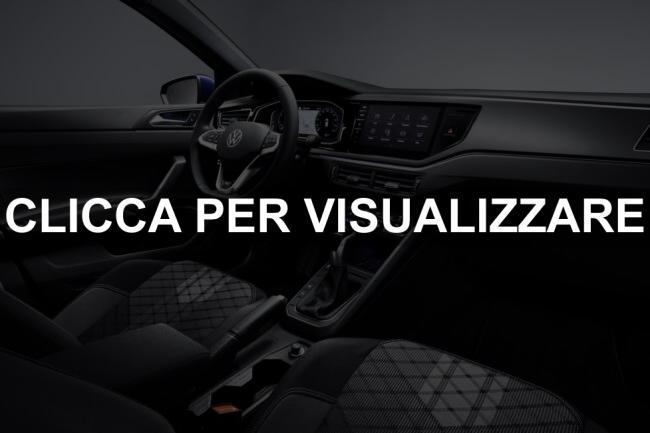 Interni nuova Volkswagen Polo 2021 Restyling