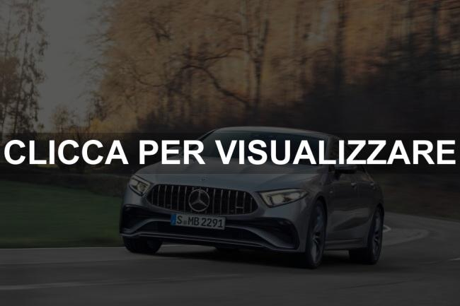 Mercedes CLS AMG 2021