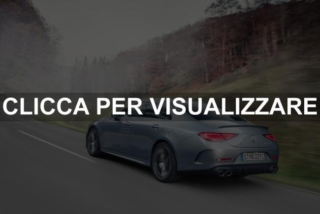 Nuova Mercedes AMG 2021