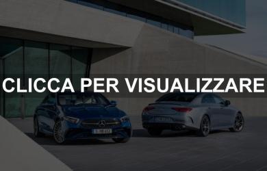 Nuova Mercedes CLS 2021 restyling foto e data di uscita