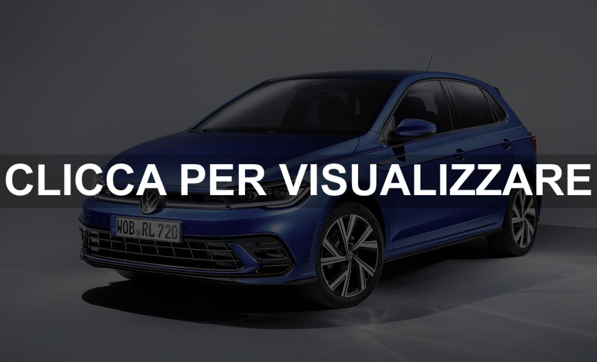 Nuova Volkswagen Polo 2021 Restyling