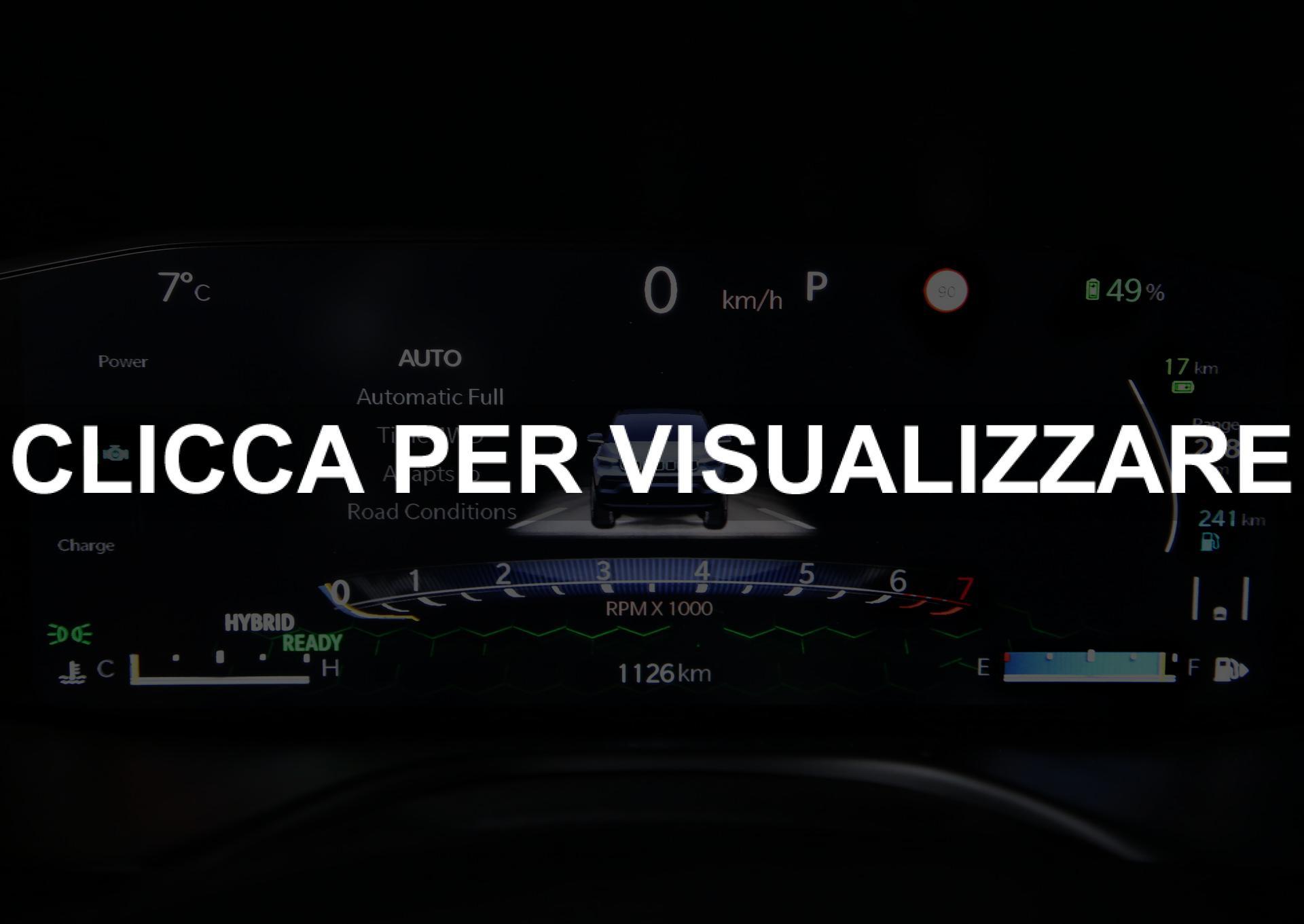 Schermo Jeep Compass 2021