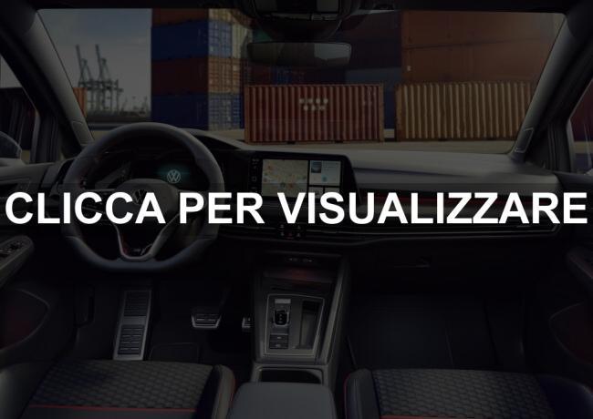 Interni nuova VW Golf GTI Clubsport 45
