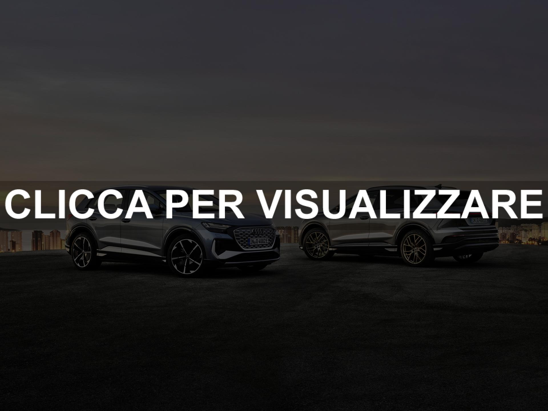 Nuove Audi Q4 e tron e Q4 e tron Sportback 2021