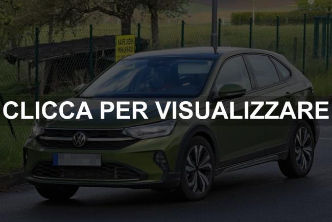 Dimensioni nuovo Volkswagen Taigo 2021