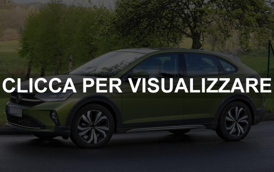 Foto nuovo Volkswagen Taigo 2021