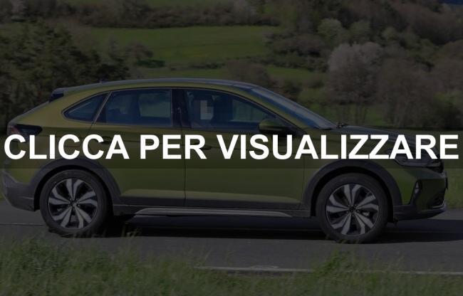 Immagine fiancata nuovo Volkswagen Taigo 2021