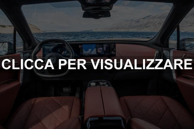 Immagine interni BMW iX xDrive50