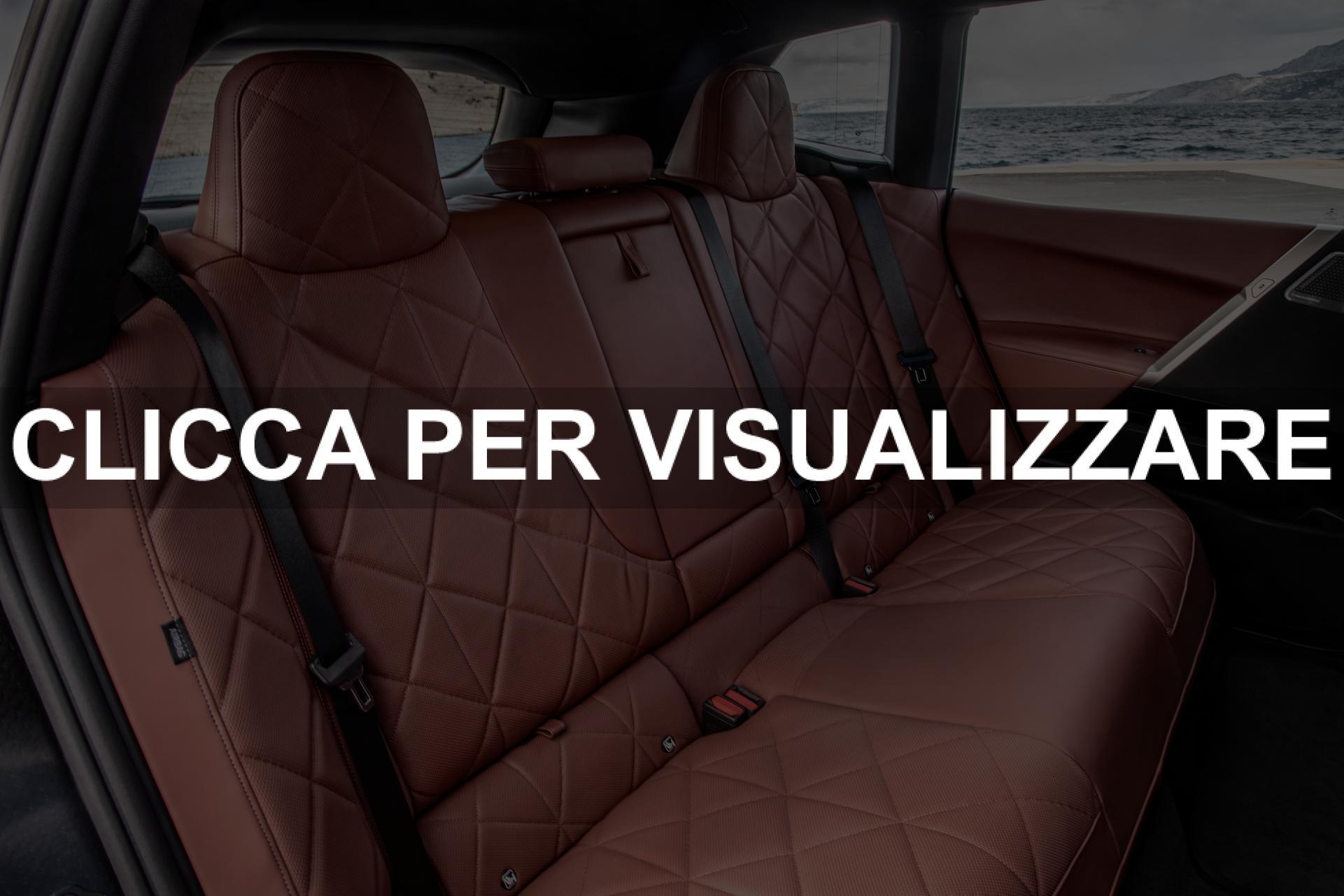 Immagine sedile posteriore BMW iX xDrive50