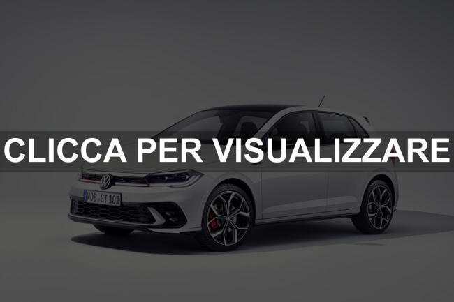 Immagine Fiancata nuova VW POLO GTI 2021