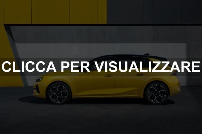 Immagine fiancata nuova Opel Astra 2022